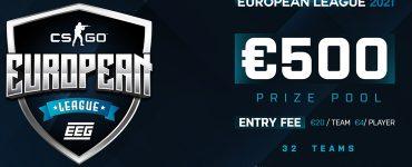 EEG CS:GO European League