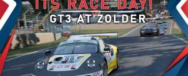 GT3 Zolder Casual Race World Pro Racing