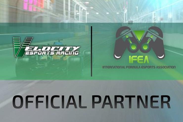 Velocity Esports Partner Up With The International Formula Esports Association