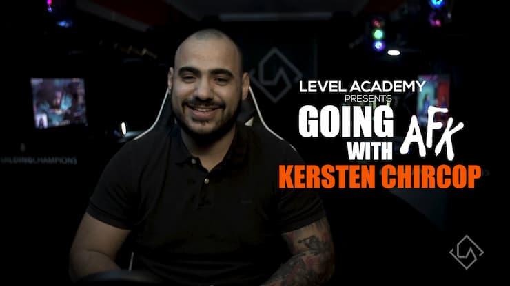 Going AFK with Kersten Chircop; Episode 4
