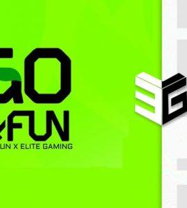 GO&FUN Sponsoring Elite Gaming