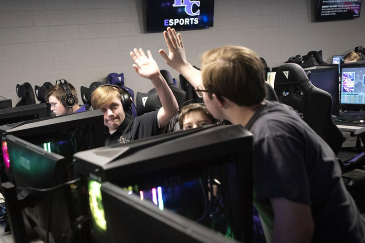 Esports In Schools: Teams, Courses And Content Creation Opportunities