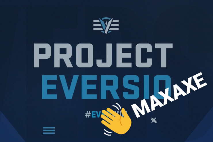 Maxaxe Part Ways With Project Eversio CS:GO Lineup