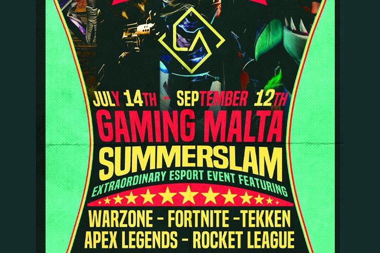 Level Academy announces GamingMalta SummerSlam