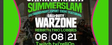 Real Gaming Wins The GamingMalta SummerSlam Warzone Rebirth Trios